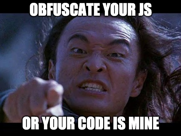 Bot Detection Obfuscate JavaScript