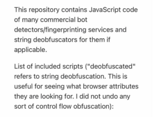 Obfuscation Repository